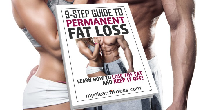 Myolean Fitness - 9-Step Guide to Permanent Fat Loss
