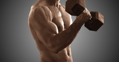 A workout to build muscle at home - Myolean Fitness