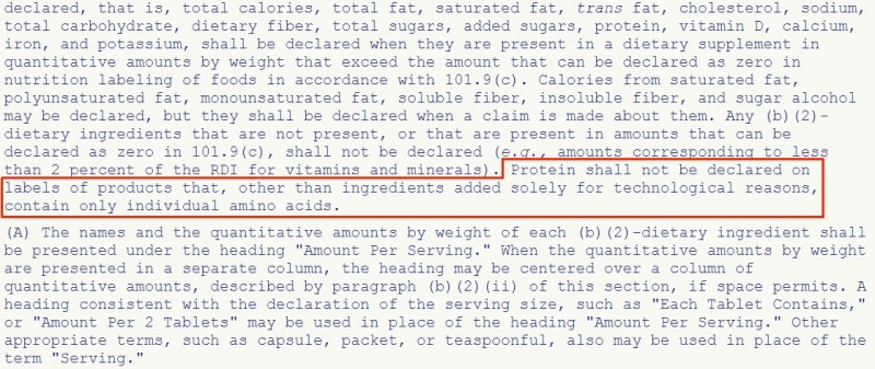 Do BCAAs Have Calories - Myolean Fitness - FDA1